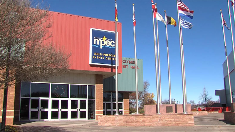 J.S. Bridwell Agricultural Center at the Multi-Purpose Events Center (MPEC)